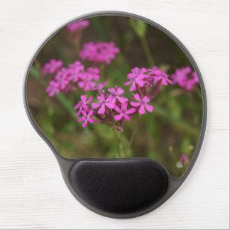 Pink Wildflowers  Flowers Gel Mousepad