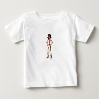 pink wonder mom baby T-Shirt