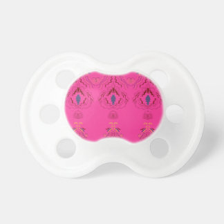 Pink wonderful Ornaments Folk design Dummy