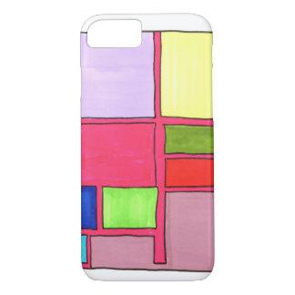 Pink world iPhone 8/7 case