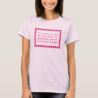 Pink Writing T-Shirt