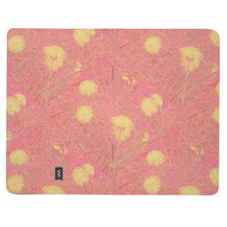 Pink Yellow Dandelion style 2 Journals