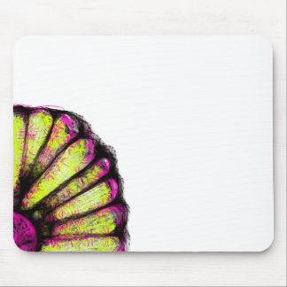 Pink & Yellow Gerber Daisy Collection Mouse Pad