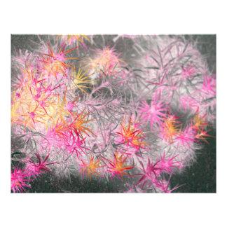 pink yellow invert beach dune plants flyers