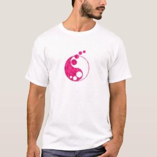 pink yin yang T-Shirt