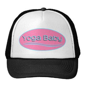 Pink Yoga Cap