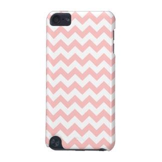 Pink Zigzag Stripes Chevron Pattern Girly iPod Touch 5G Case