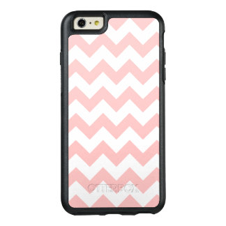 Pink Zigzag Stripes Chevron Pattern Girly OtterBox iPhone 6/6s Plus Case
