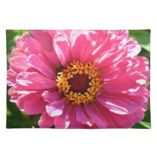 Pink Zinnia Placemat