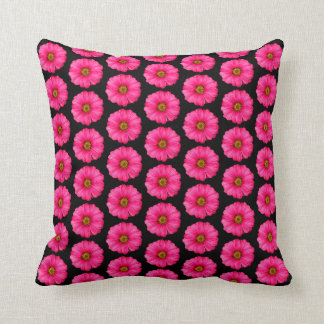 Pinked Flower Cushion