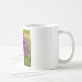 Pinkfarbener ALIUM Coffee Mug