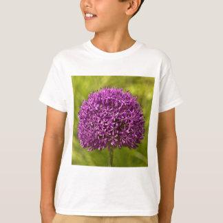 Pinkfarbener ALIUM T-Shirt