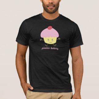 Pinkie's Bakery Cupcake Basic Dark T-shirt