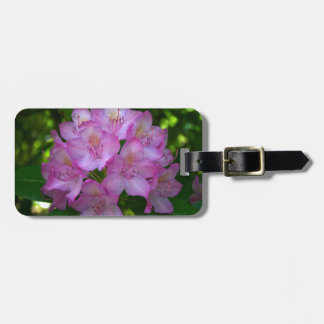 Pinkish purple Rhododendron Catawbiense Tags For Bags
