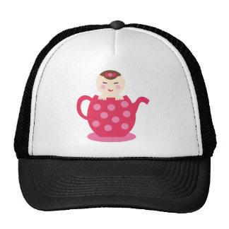PinkPABookP12 Cap