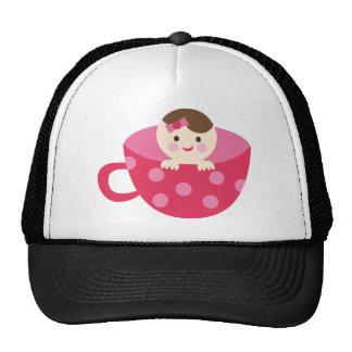PinkPABookP1 Cap