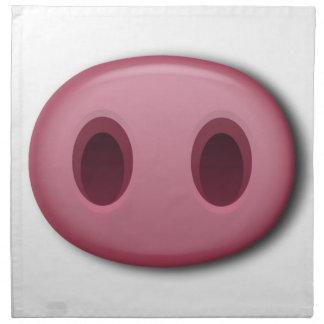 PinkPig Snout Napkin