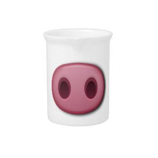 PinkPig Snout Pitcher
