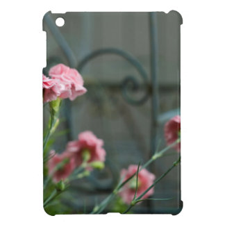 Pinks growing in a Cotswold Garden iPad Mini Covers