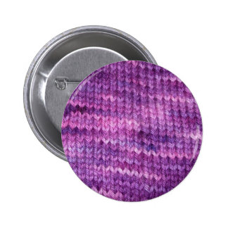 Pinks & Purples Simplicity 6 Cm Round Badge