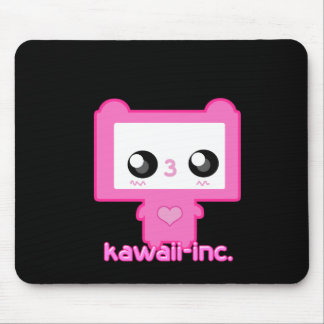 Pinku Mecha Mouse Pad
