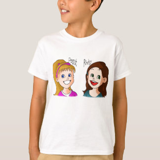 Pinky and Peanut  T-shirt