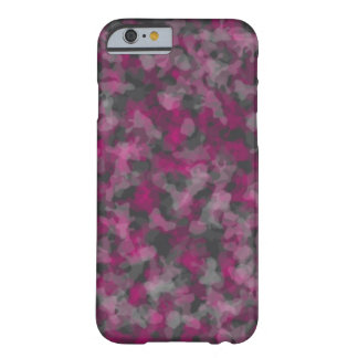 Pinky Camo Barely There iPhone 6 Case