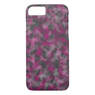 Pinky Camo iPhone 7 Case