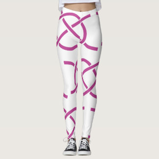 pinky leggings