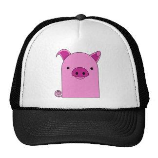 """Pinky Piggy"" Chubby Beeny Buddy Cap"