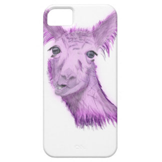 Pinky Posh Llama Barely There iPhone 5 Case