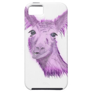 Pinky Posh Llama iPhone 5 Covers