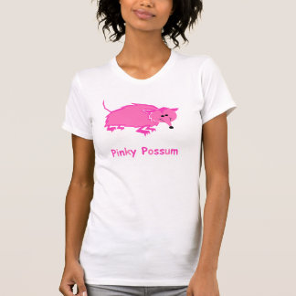 Pinky Possum Women's Tank Top