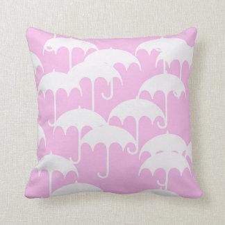 Pinky Rain Cushion