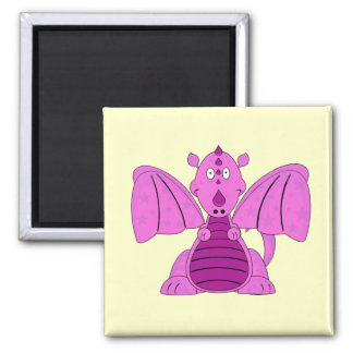 Pinky the Little Dragon Magnet