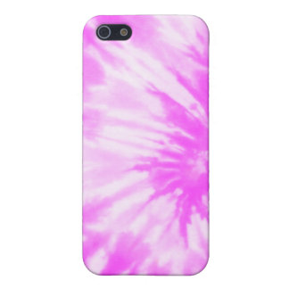 Pinky Tie Dye Psychedelic 4 4S  Cover For iPhone 5/5S