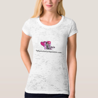 pinky valentine day, Pinkysmotorcyclepassion.com T-Shirt