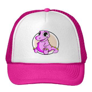 Pinkysaurs Dinosaur Trucker Hat