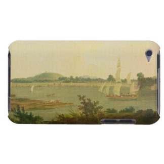 Pinnace Sailing Down the Ganges past Monghyr Fort, iPod Touch Cover