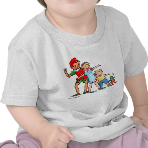 Pinocchio and Friends - Baby T-shirt
