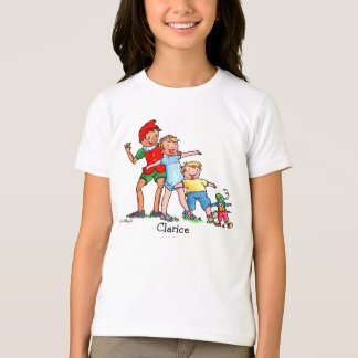 Pinocchio and Friends T Shirts