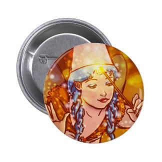 Pinocchio - Blu Fairy Badges