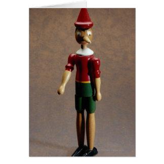 Pinocchio Greeting Cards