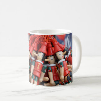 Pinocchio Coffee Mug