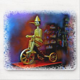 Pinocchio mousepad