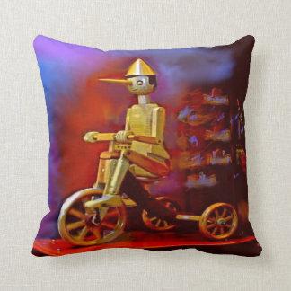 Pinocchio pillow