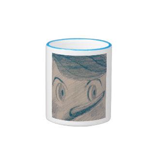 Pinocchio Ringer Mug