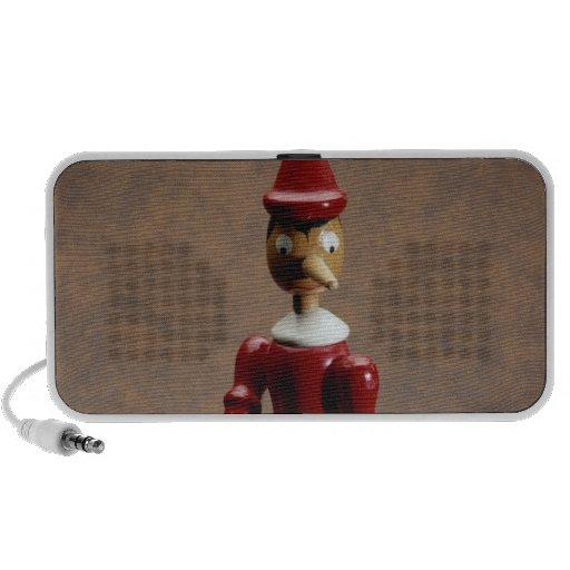 Pinocchio Speaker System
