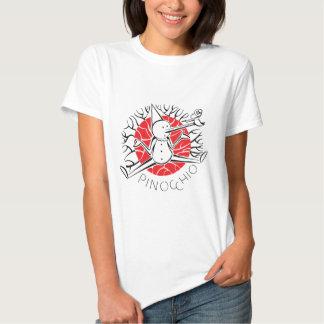 Pinocchio T-shirts