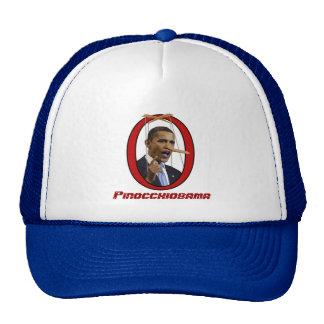 Pinocchiobama Hat